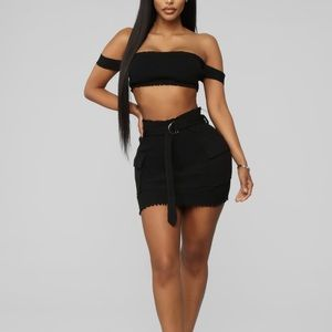 Skirt two piece